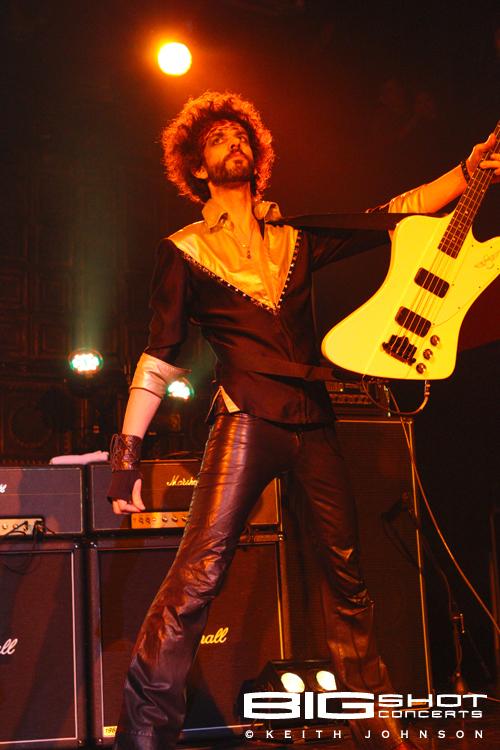 Bass player - Frankie Pollain
