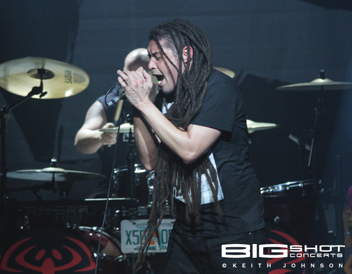 Frontmas of Nonpoint
