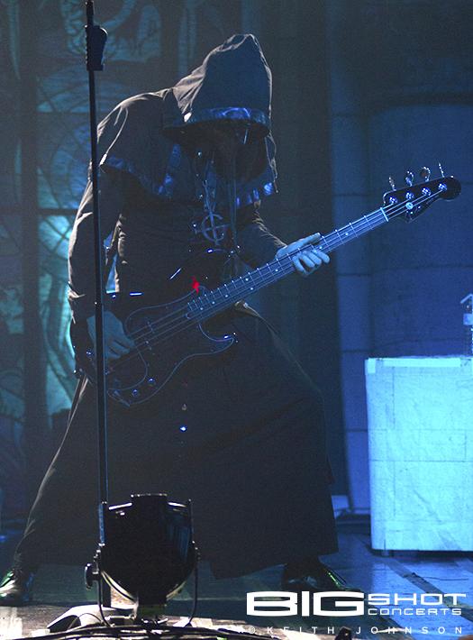 Bass player - Nameless Ghoul