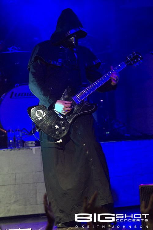 Guitar Player - Nameless Ghoul