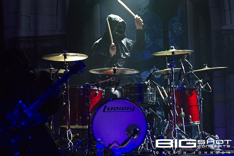 Nameless Ghoul drummer