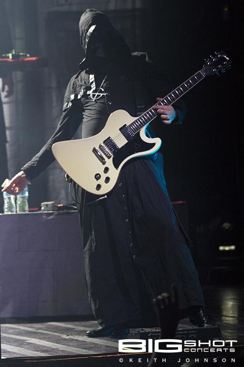 Nameless Ghoul guitar player