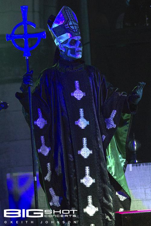 Papa Emeritus II of Ghost