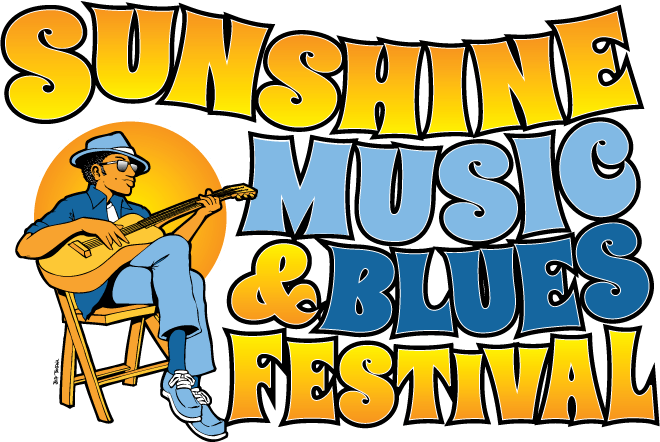 Big Shot Concerts - Sunshine Music & Blues Festival Logo