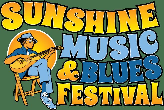 Big Shot Concerts - Sunshine Music & Blues Festival Logo