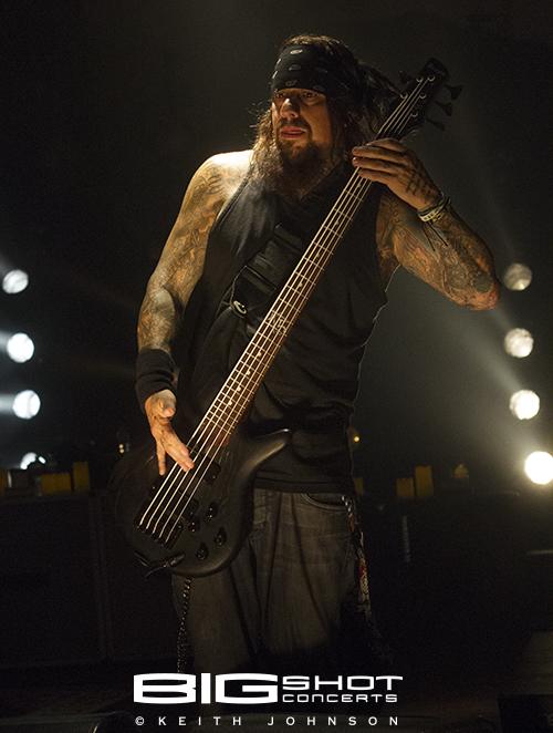Bassist Reginald