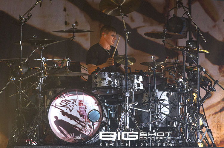 Korn 20th Anniversary Tour featuring Ray Luzier