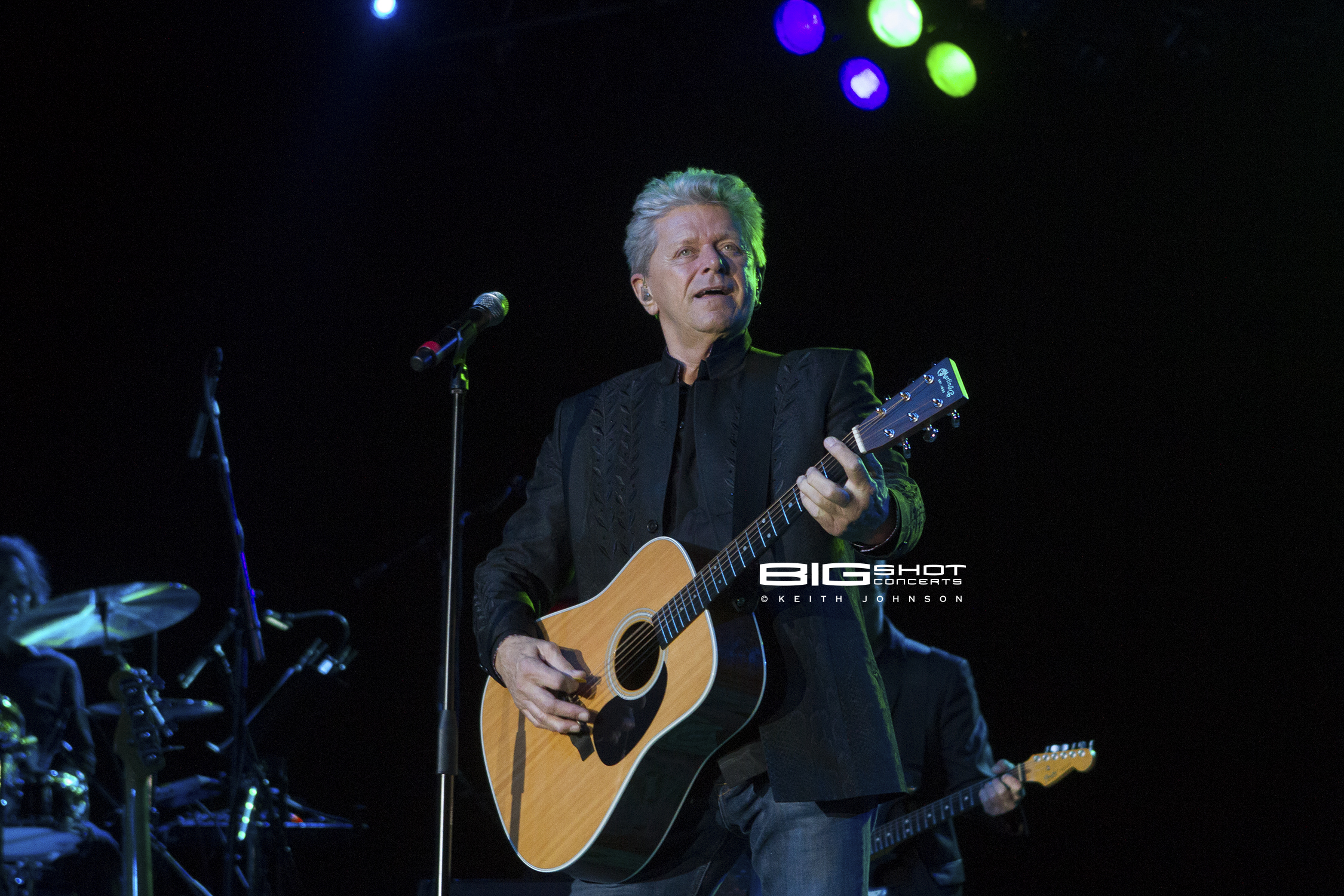 Peter Cetera concert - The Amp