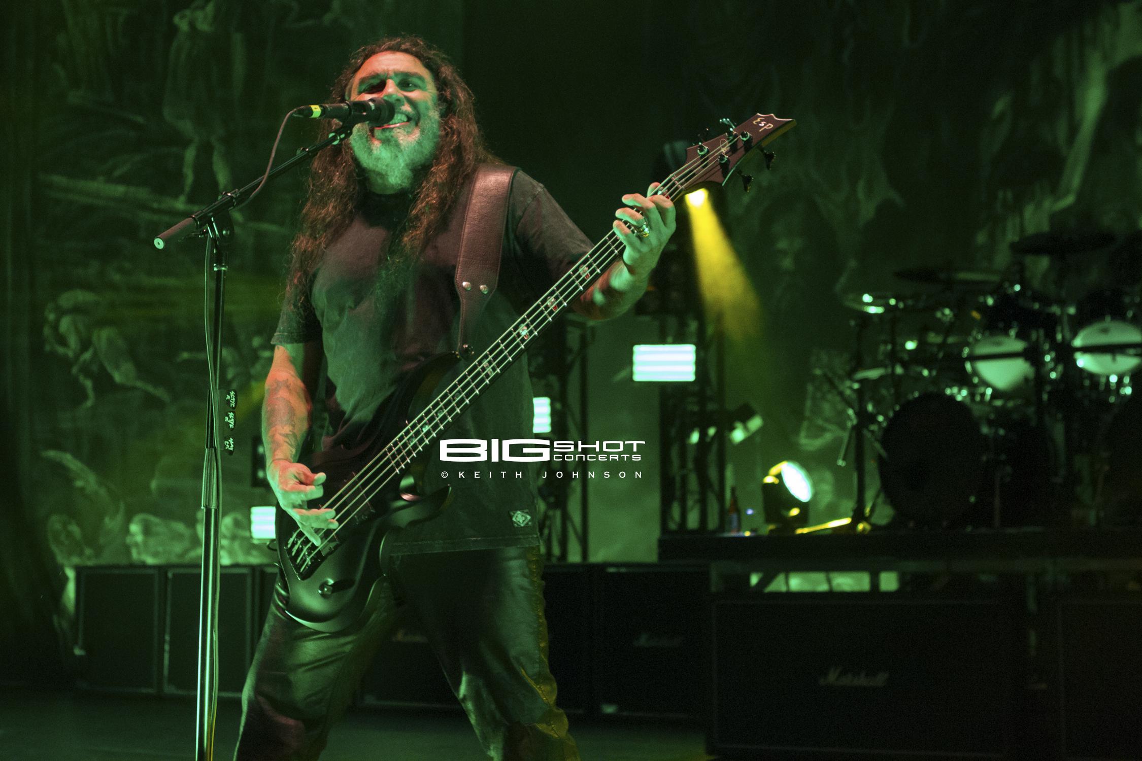Slayer - Repentless World Tour