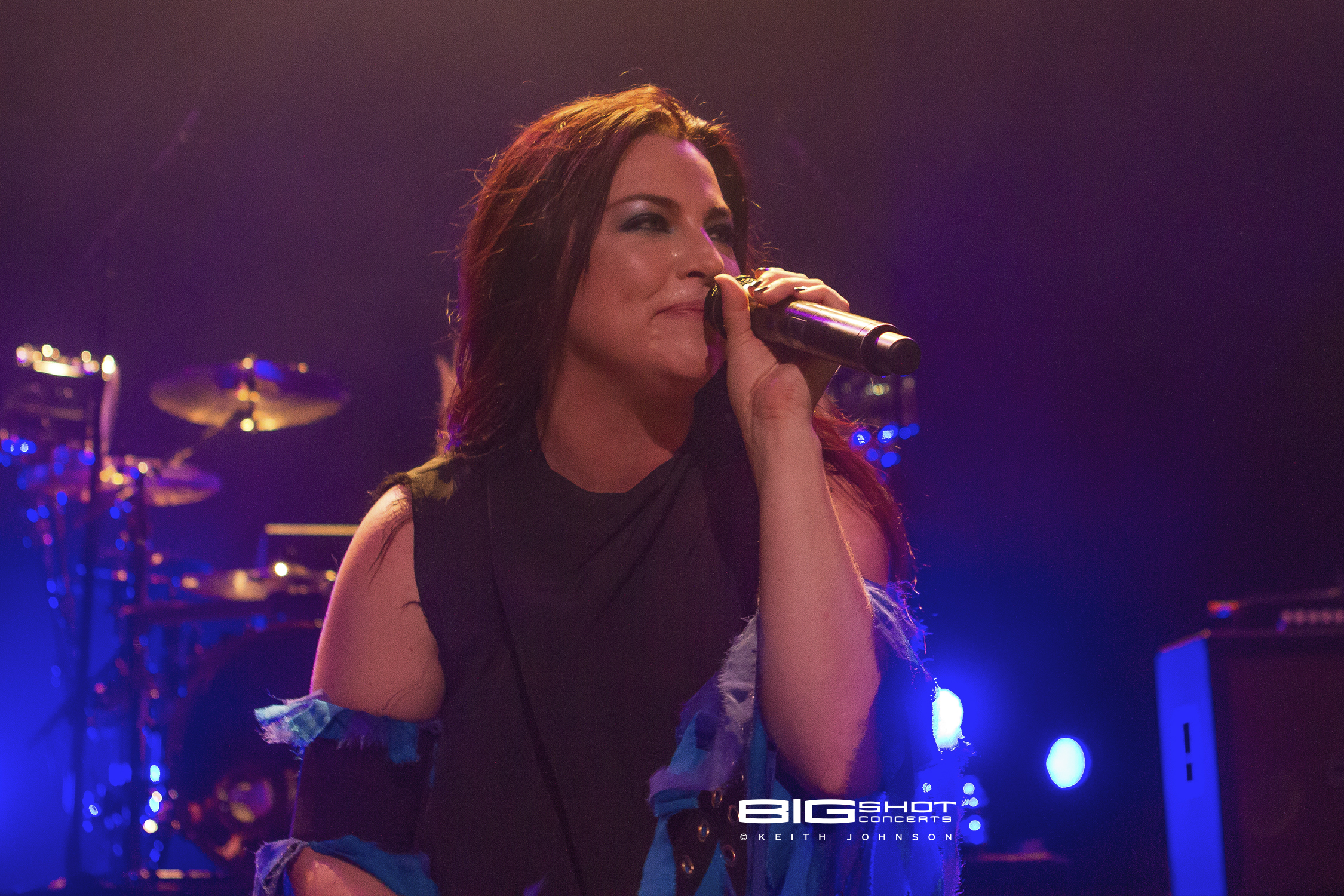 Evanescence at The Fillmore Miami Beach