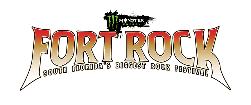Monster Energy Fort Rock 2017 logo