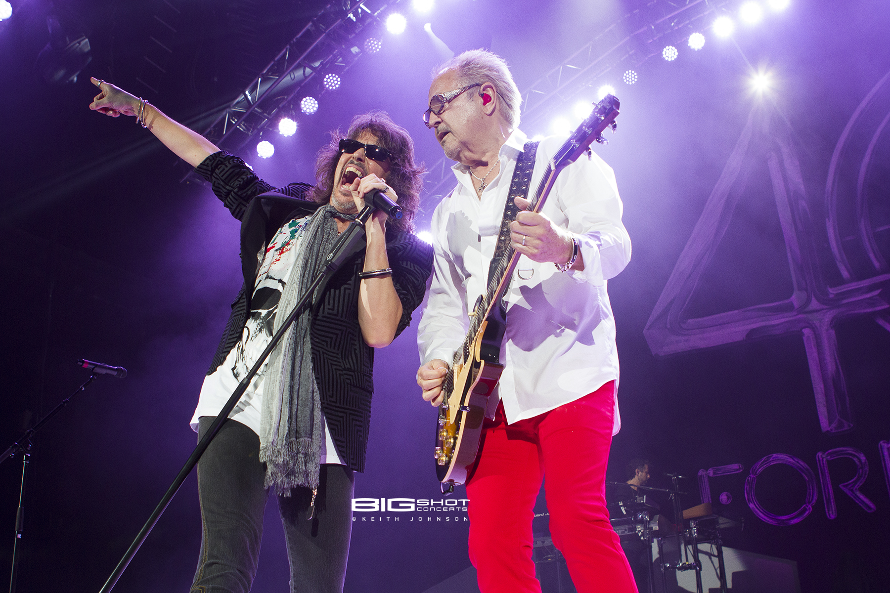 Foreigner Th Anniversary Tour March