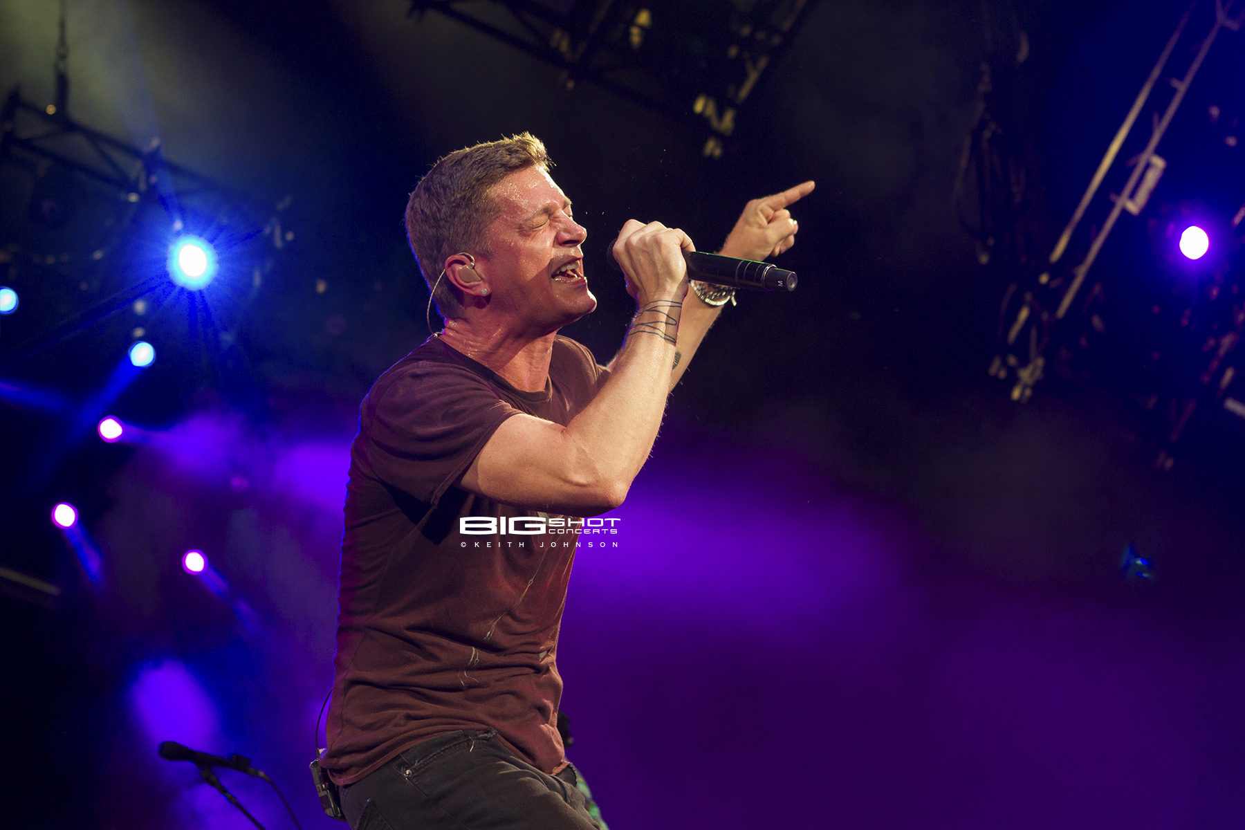 Rob Thomas of Matchbox Twenty
