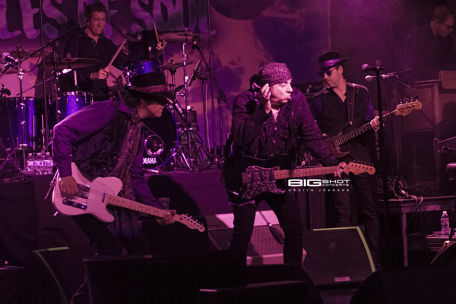 Little Steven and the Disciples of Soul Soulfire Tour