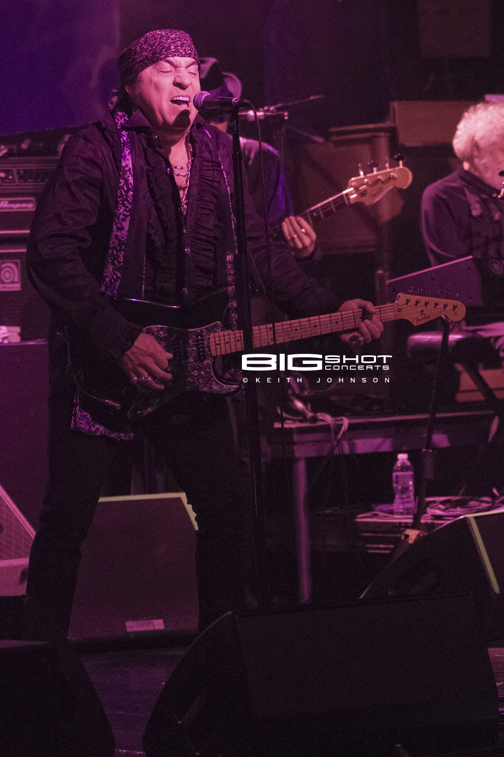 Steven Van Zandt at Revolution Live