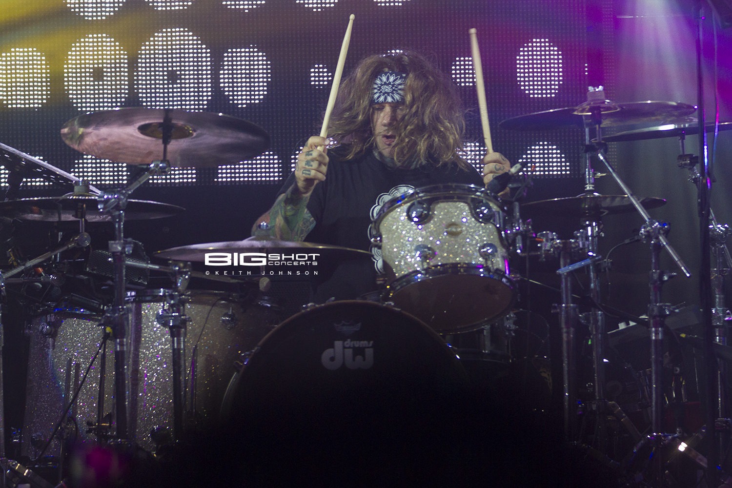 Stix Zadinia of Steel Panther