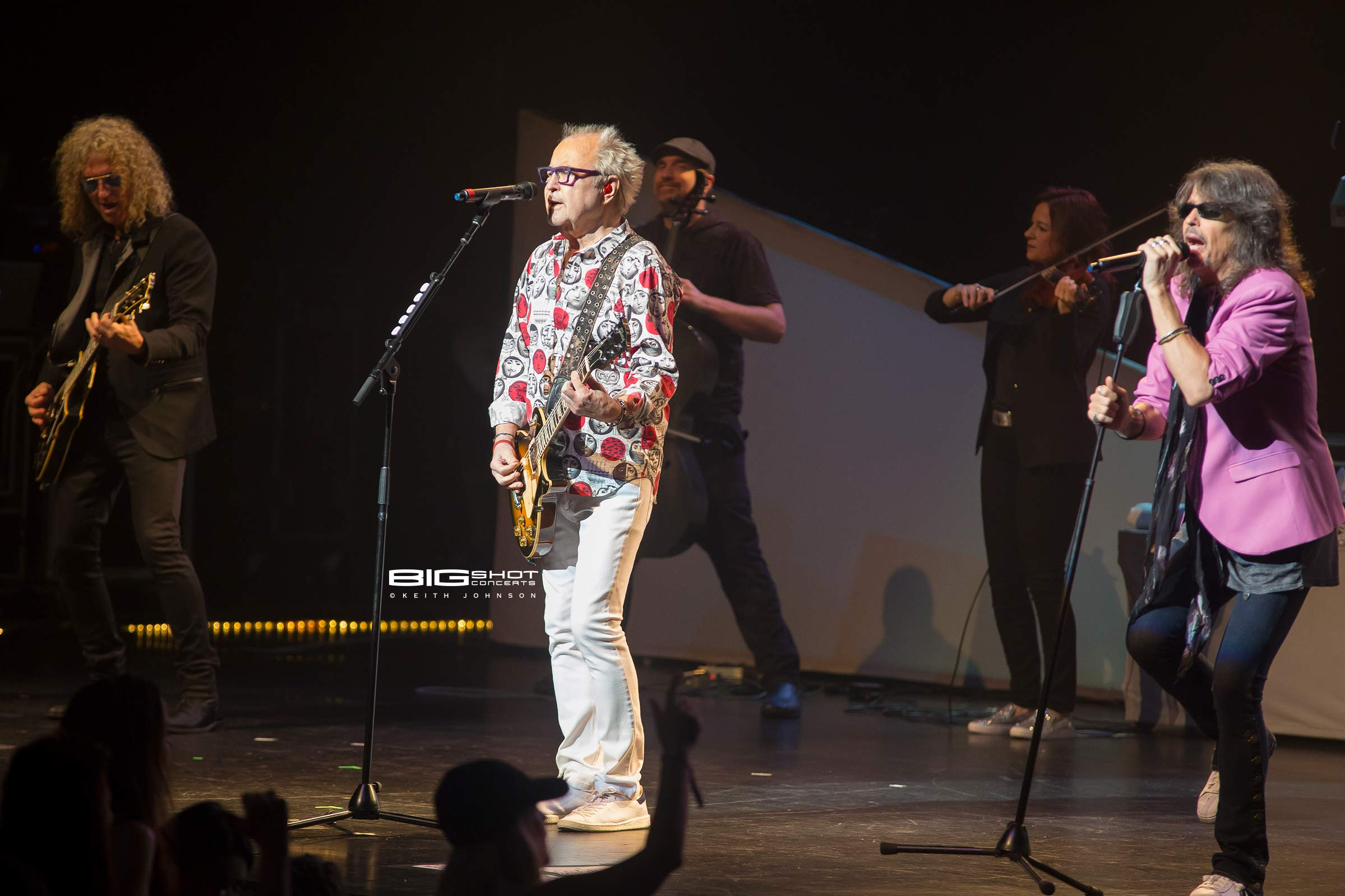 Foreigner Rock Orchestra put a twist on classic songs