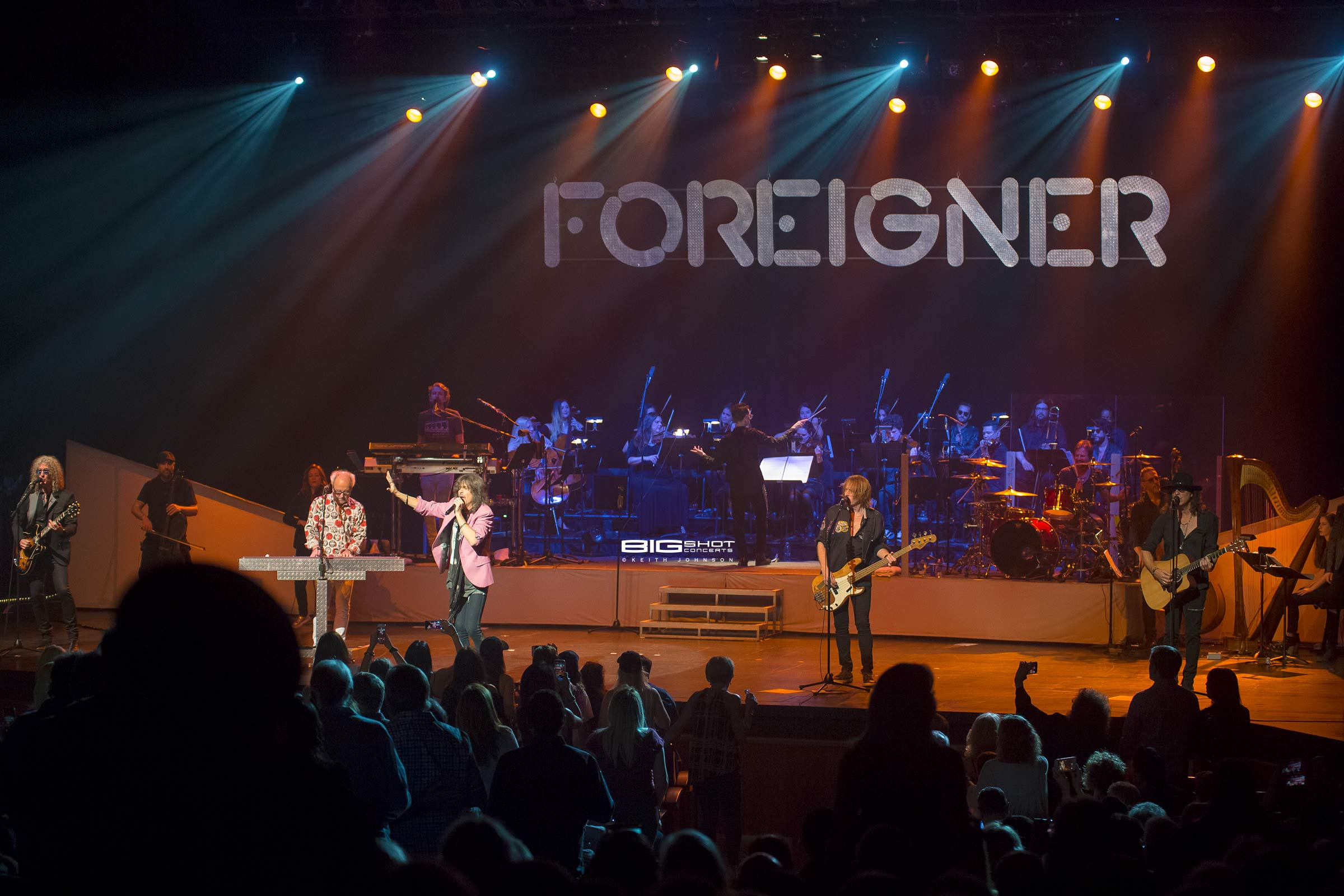 Foreigner Rock Orchestra at Broward Center