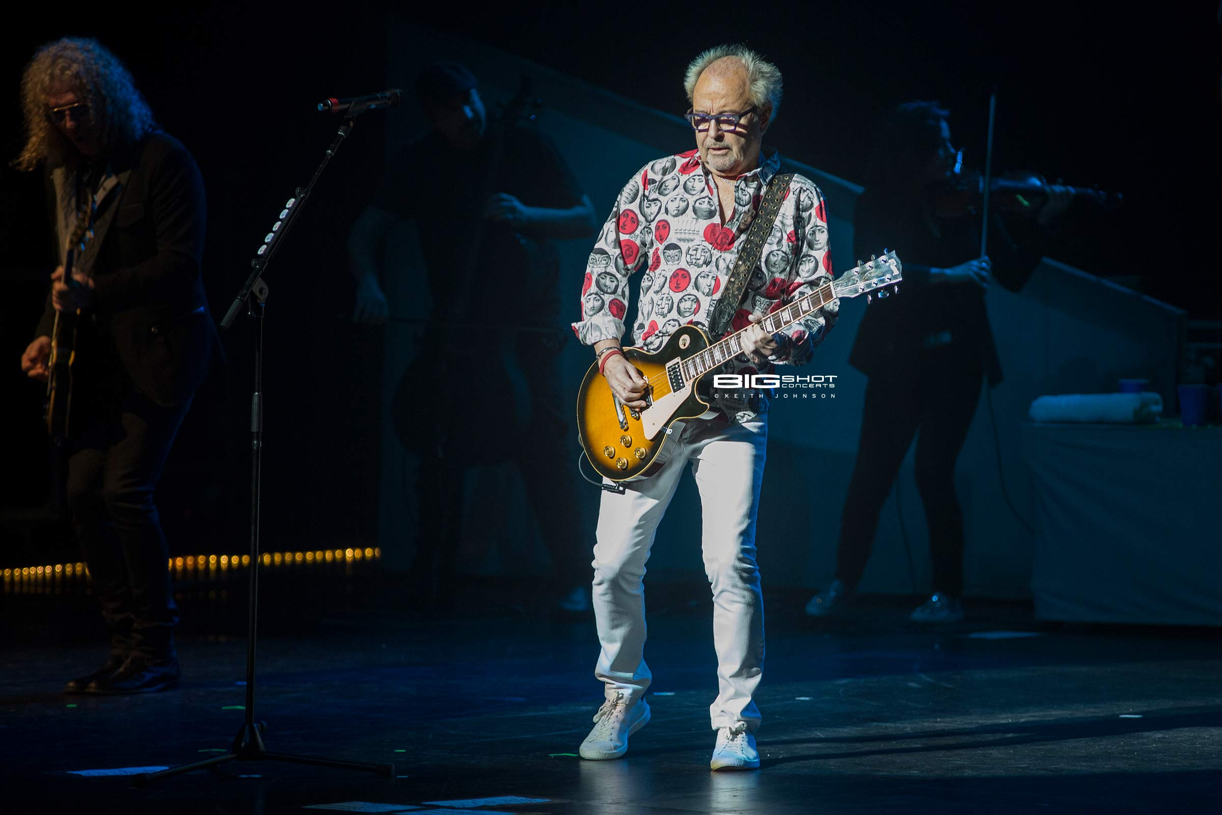 Founding member Mick Jones of Foreigner