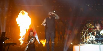 Skillet headlines Winter Jam at BB&T Center