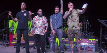 New Found Glory - ParklandStrong Benefit Concert