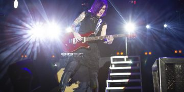 Korey Cooper - Skillet joy.UNLEASHED Tour