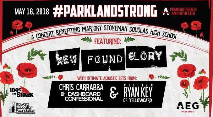 #ParklandStrong Benefit Concert