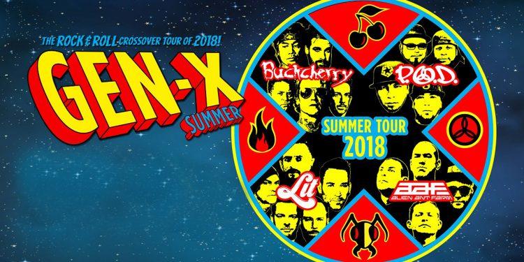 Loudwire's Gen X Summer Tour PPV