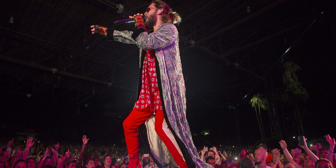 Thirty Seconds to Mars Monolith Tour at Coral Sky Amphitheatre
