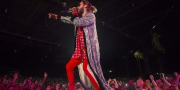 Photo of Thirty Seconds to Mars Monolith Tour