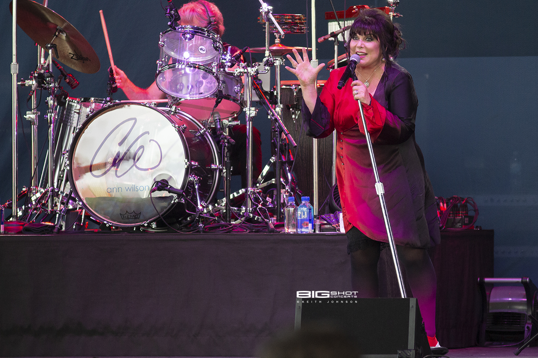 Ann Wilson Stars Align Tour Concert Photo