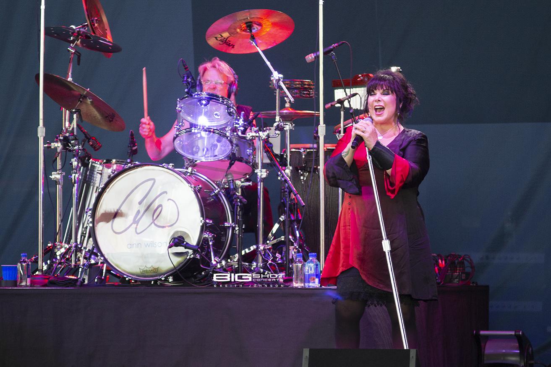 Ann Wilson Stars Align Tour Photo