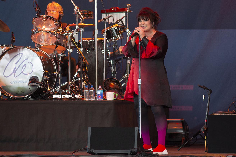 Concert Photo - Ann Wilson