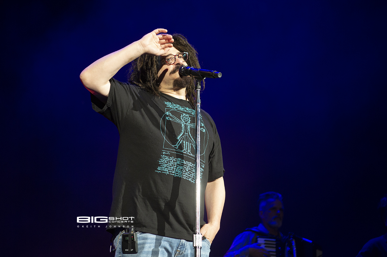 Adam Duritz of Counting Crows Photo
