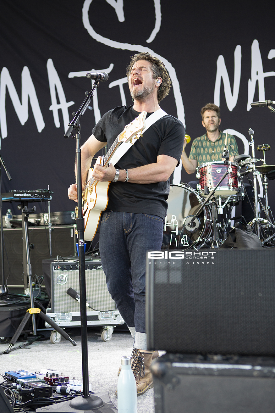 Concert Photo - Matt Nathanson