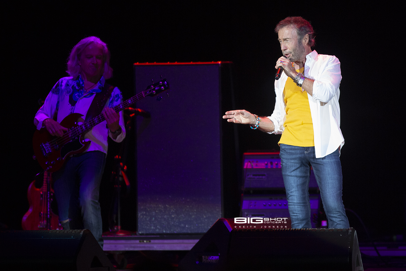 Paul Rodgers at Coral Sky Amphitheatre
