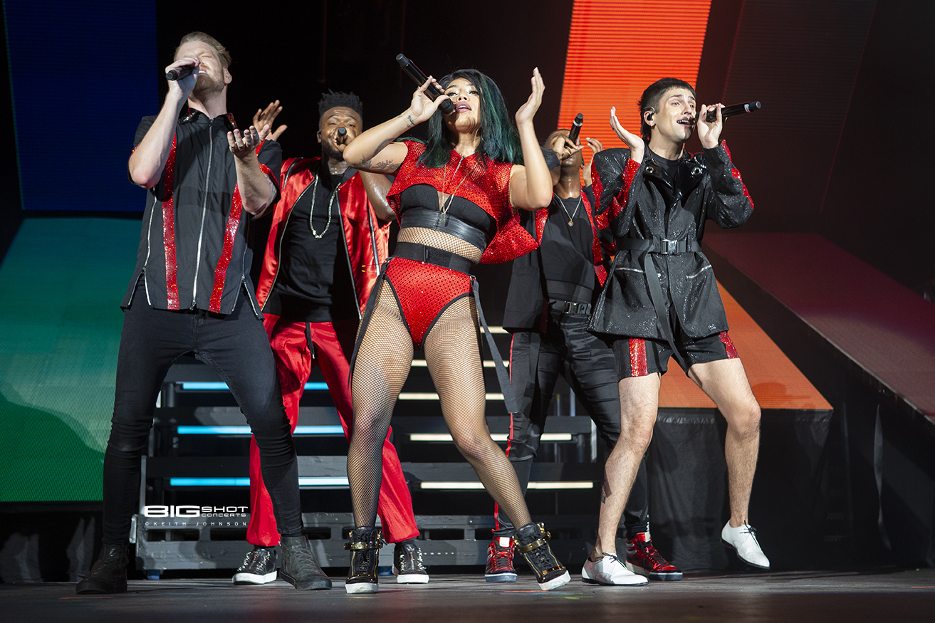 Summer 2018  Tour - Pentatonix Concert