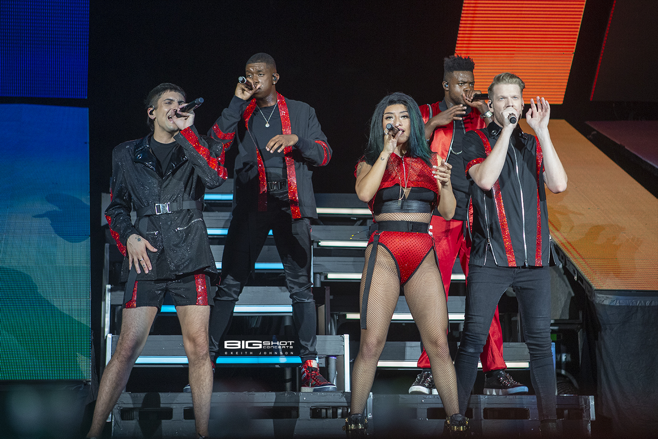 Pentatonix Summer Tour 2018