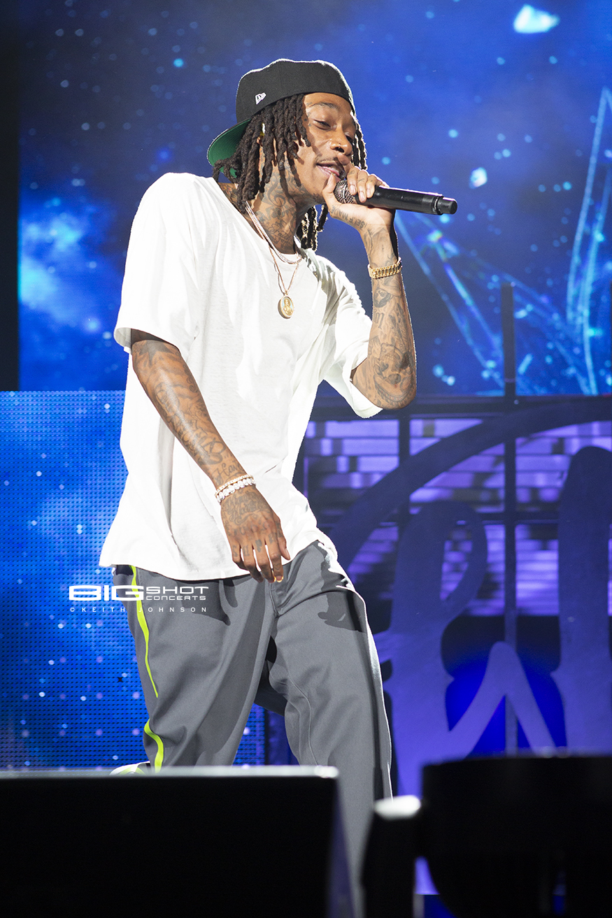 Wiz Khalifa Concert Photo