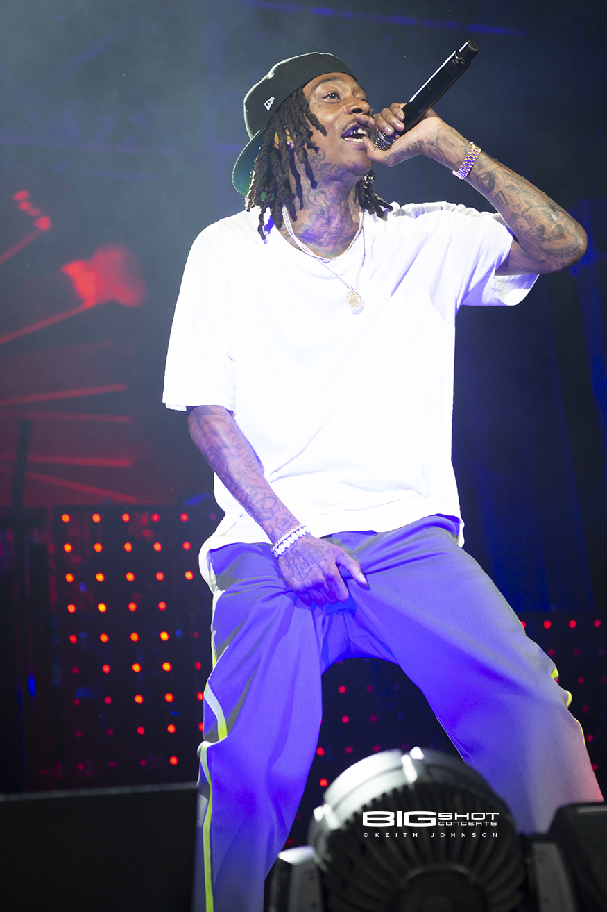 Concert Photo — Wiz Khalifa
