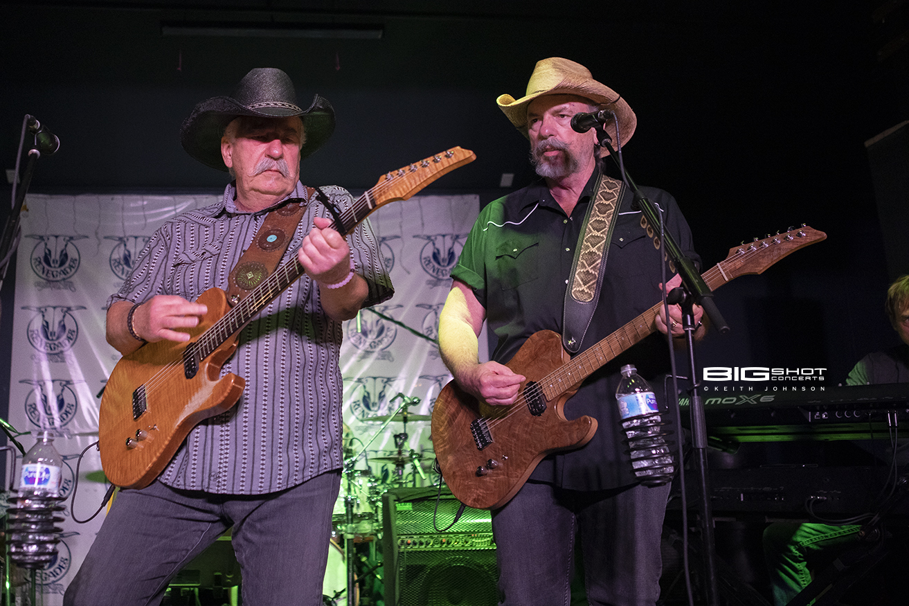 Howard and David Bellamy of Bellamy Brothers