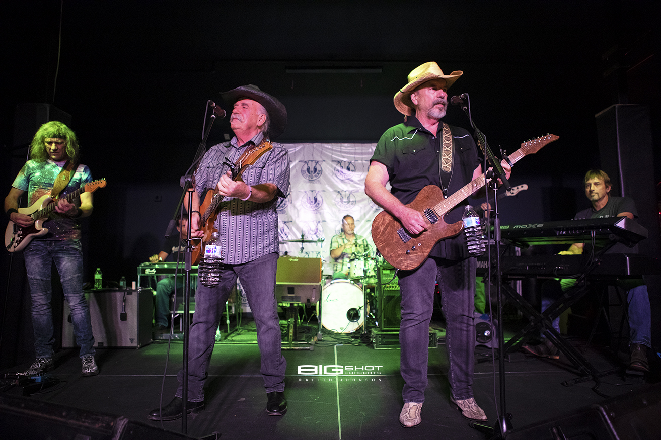 Bellamy Brothers Concert Photo