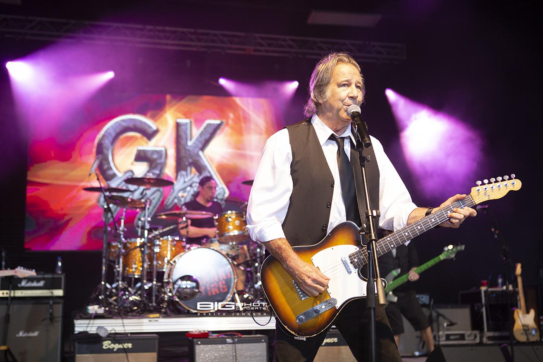 Concert Photo - Greg Kihn