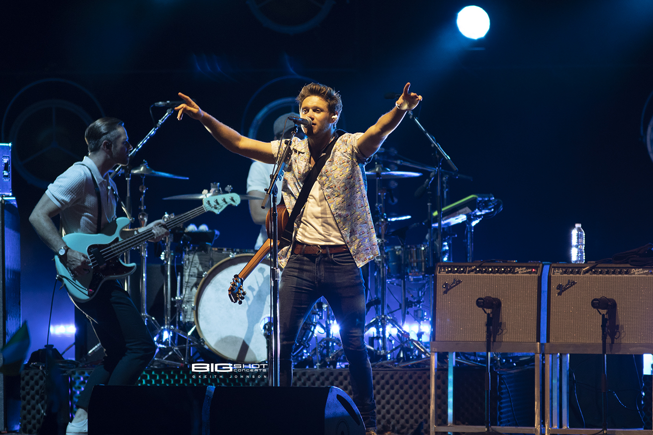 Concert Photo of Niall Horan