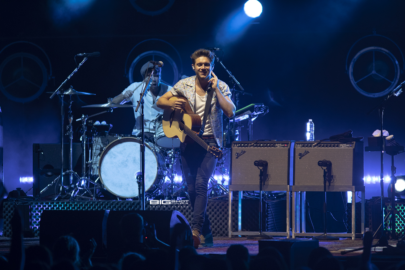 Niall Horan Concert Photo