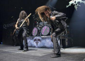Queensrÿche at Amalie Arena