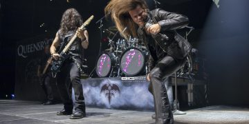 Queensrÿche at Amalie Arena