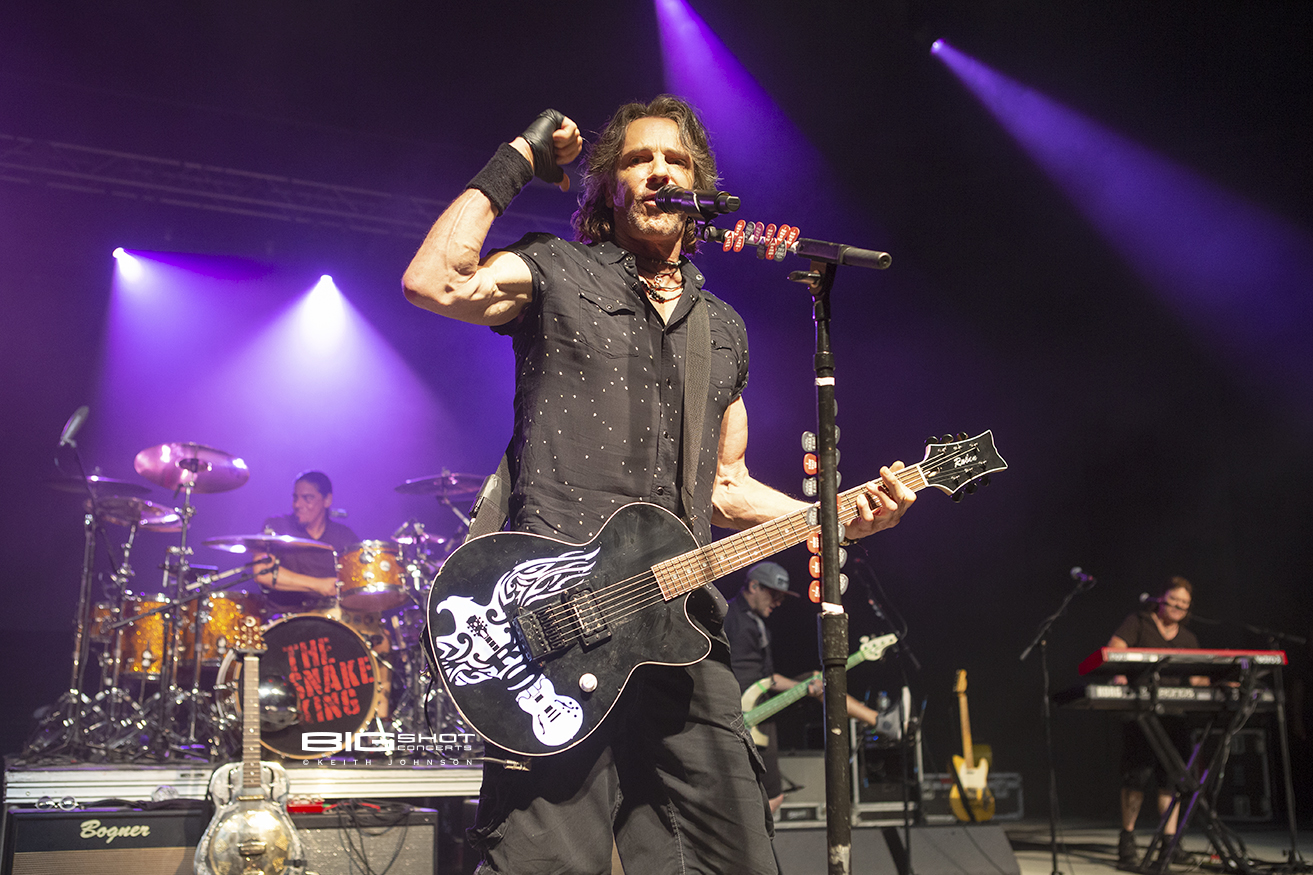Rick Springfield Concert Photo