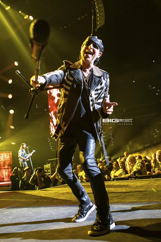 Scorpions Lead Singer