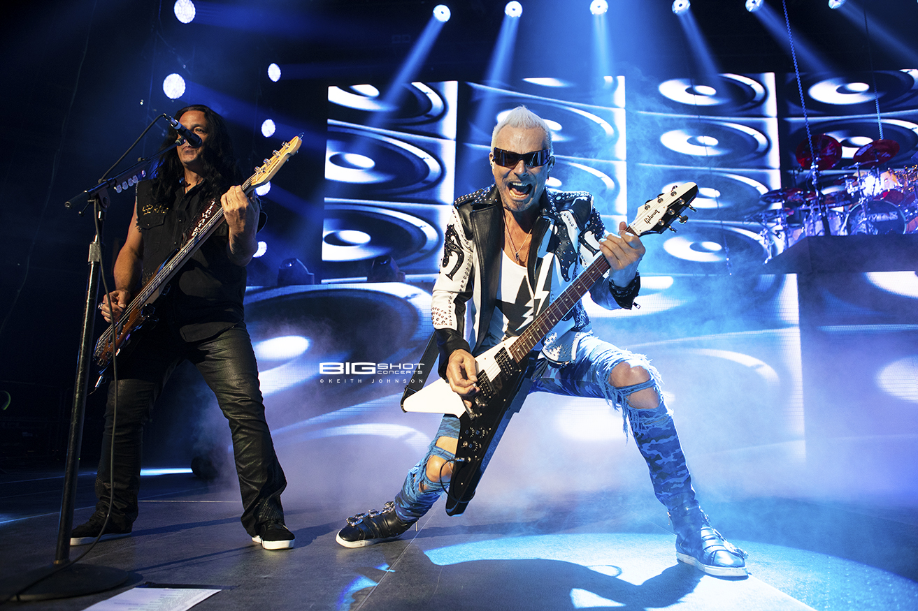 Scorpions Bassist and Guitarist